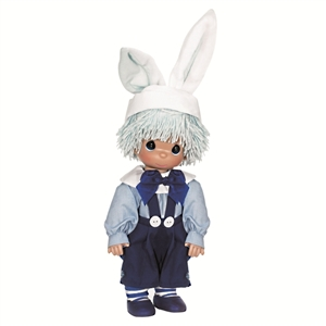 Precious Moments Doll You're Some Bunny Special Boy 4588
