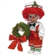 Precious Moments Christmas Raggedy Andy Boy Doll 4630