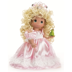 Precious Moments Doll Could He Be The One? 4645