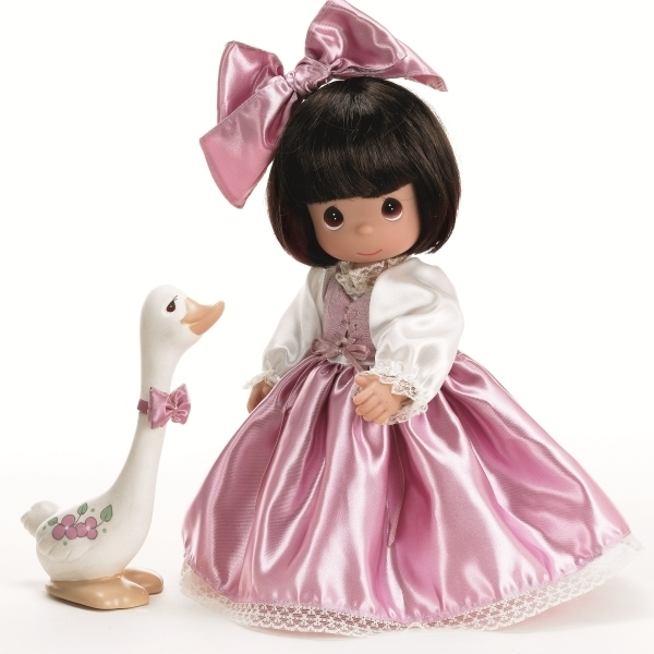 Precious Moments Doll The Wonder Of Winter 4649 Flossie S