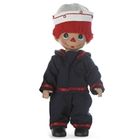Precious Moments Sail Away With Me Raggedy Andy Doll, 4678