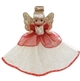 Precious Moments 'Christmas Blessings' 12in Tree Topper Doll, 4696
