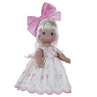 Always a Tomorrow, Blonde - 12in Precious Moments Doll, 4698