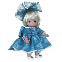 Sad Face, Blonde - 12in Precious Moments Doll, 4731
