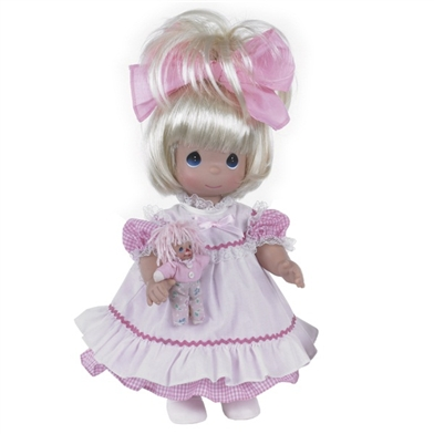 Precious Pals 12 inch Precious Moments Doll 4744
