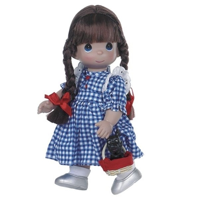 Dorothy From Wizard of Oz Precious Moments 12 inch Doll, 4752