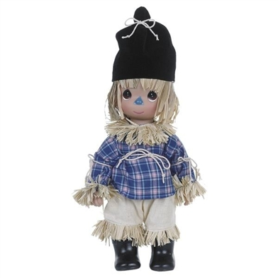 The Scarecrow - Precious Moments 12in Doll, 4754