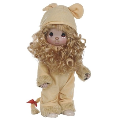 Cowardly Lion - Precious Moments 12in Doll, 4755