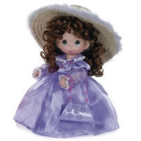 Glamour Girls, Auburn - 12in Precious Moments Doll, 4759