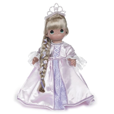 Classic Rapunzel, 16in Precious Moments Doll, 4835
