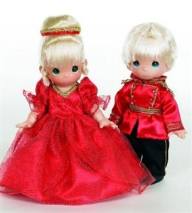 Precious Moments Doll Prince Charming 5132