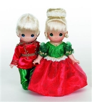 Precious Moments Cinderella 9 Inch Doll 5136