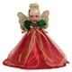 Precious Moments 12 Inch Doll Angels We Have Heard On High Tree Topper 6592