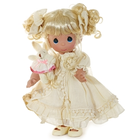 Precious Moments Doll Heartfelt Wishes Shayleigh 6600