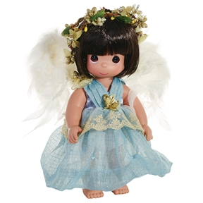 Precious Moments 12 Inch Doll Faith 6609