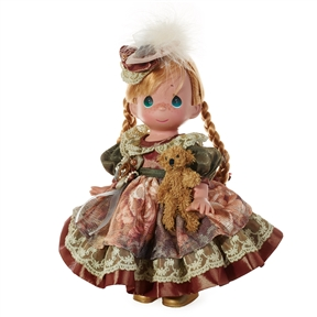 Precious Moments 12 Inch Doll You Are My Treasure 6618