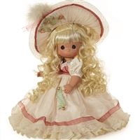 Precious Moments 12 Inch Doll Victorian Charm