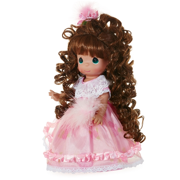 Precious Moments 12 Inch Doll Curly Locks 6626