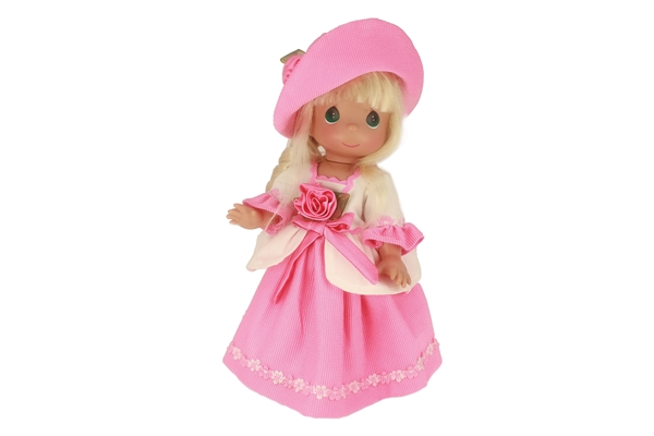 Precious Moments Doll Beauty and Grace Shine Through You  6657