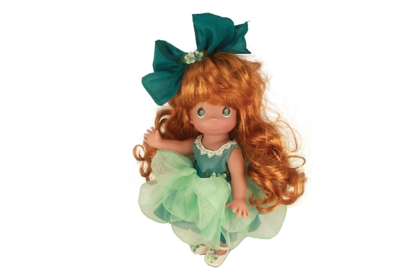 Precious Moments 12 Inch Doll True Friends Know Each Other 6684