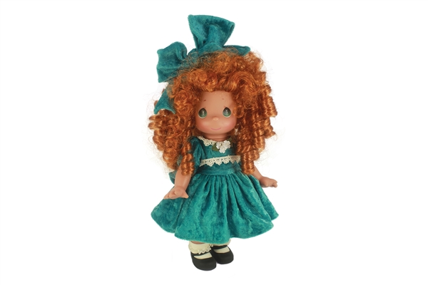 Precious Moments 12 Inch Doll Let Your Light Shine 6689