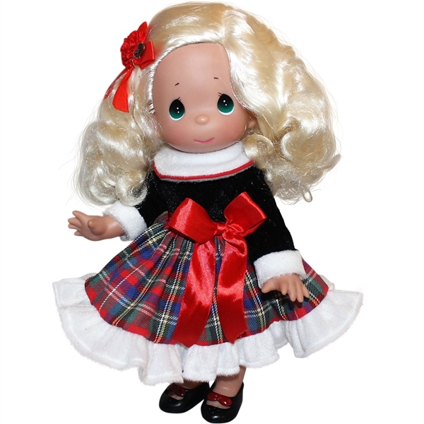 Precious Moments 12 inch Christmas Doll  | 6700