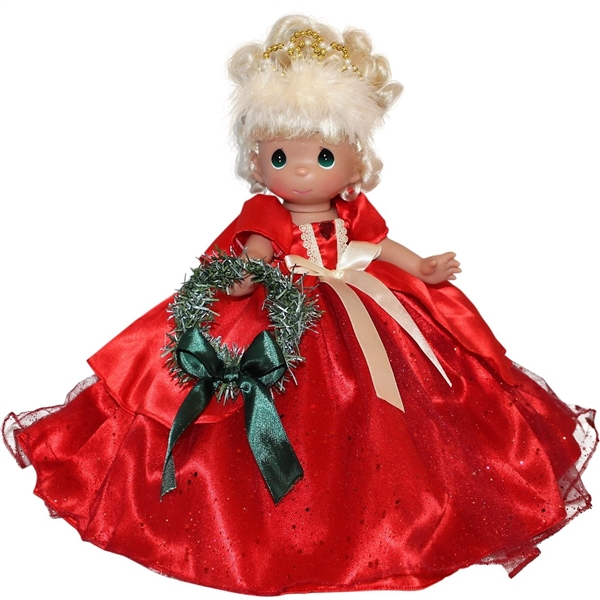 Precious Moments 12 inch Christmas Doll  | 6701