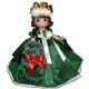 Precious Moments 12 Inch Doll Holiday Sparkle Brunette | 6702