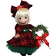 Precious Moments 12 Inch Doll Spreading Christmas Cheer | 6703