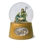 Christmas Nativity Snow Globe - Thomas Kinkade, 4036424