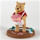 Pooh Holding Birthday Cake - Pooh & Friends Figurine, 4010007
