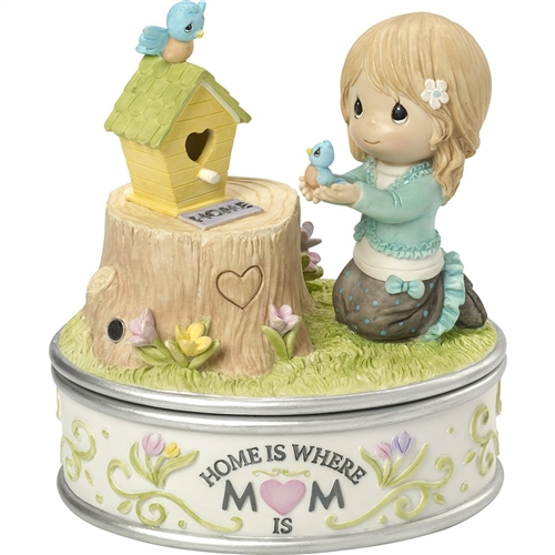 Precious Moments Recordable Trinket Box for Mom