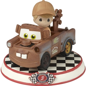 Precious Moments Tow Mater 'Cars' Figurine