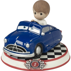 Precious Moments Doc Hudson 'Cars' Figurine
