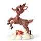 Rudolph Traditions Rudolph Flying Above the Clouds Figurine by Jim Shore 4053074