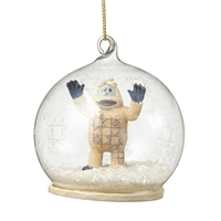 Rudolph Traditions Bumble in Dome Hanging Ornament By Jim Shore 4053081