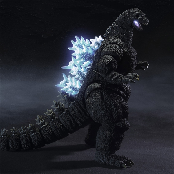S.H. MonsterArts Kou Kyou Kyoko Godzilla 1989 Articulated ...