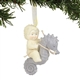 Snowbabies Seahorse Hanging Ornament by Department 56, Enesco, 6003533