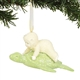 Snowbabies Turtle Hanging Ornament by Department 56, Enesco, 6003534