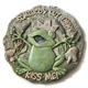 Spoontiques Frog Prince Stepping Stone / Wall Plaque, 5066