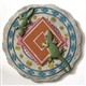 Spoontiques Gecko Stepping Stone / Wall Plaque, 5094