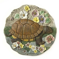 Spoontiques Turtle Stepping Stone / Wall Plaque, 5103