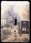 Amish Theme Lightswitch Covers - ST02