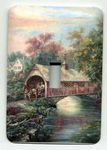 Covered Bridge and Amish Theme Lightswitch Cover - ST14