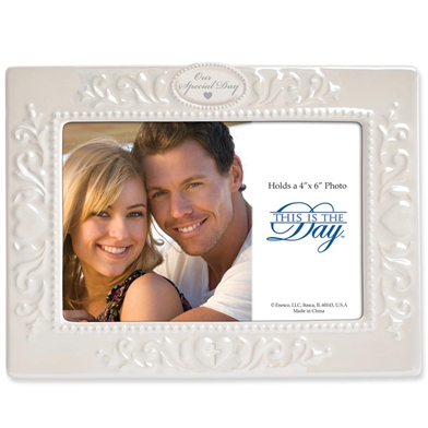 'Our Special Day' 4x6 Photo Frame - This Is The Day, 4033779
