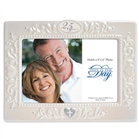 25th Anniversary 4x6 Photo Frame - This Is The Day, 4033780