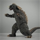 X-Plus Large Monster Series Baragon 1965 RIC BOY Vinyl Figure - IMPORT